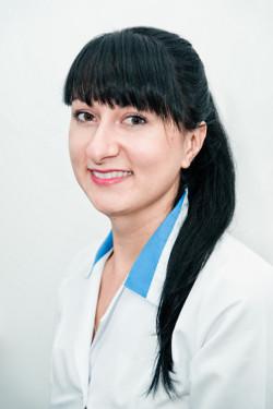 Тимошицкая Людмила